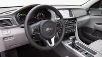 Kia Optima Plug-in Hybride interieur