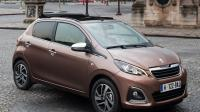 De Peugeot 108 is nu ook in de private lease van Blokker